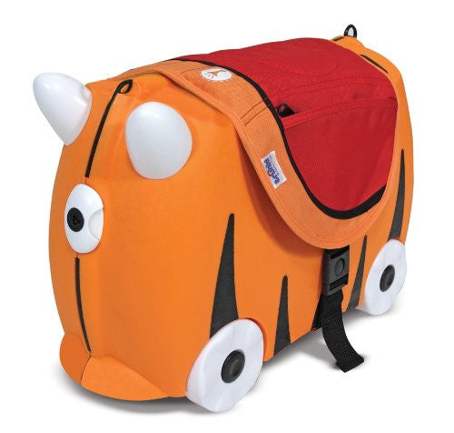 Melissa & Doug Trunki Saddlebag - Red/Orange