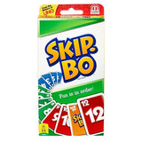 Mattel Skip-Bo® Card Game 42050