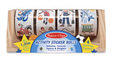 Melissa & Doug Sticker Rolls Race to Rescue