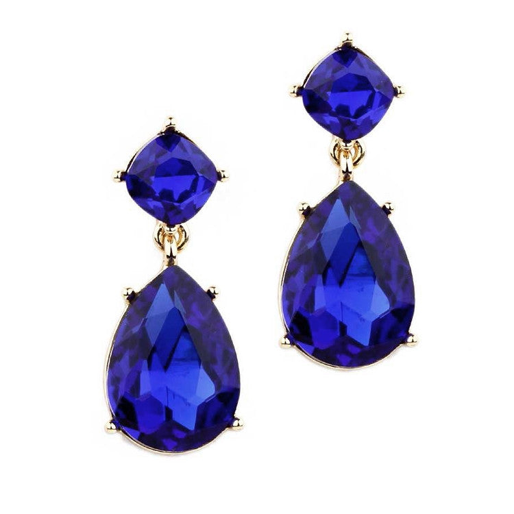 Drop Earrings for Prom or Bridesmaids