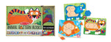 Melissa & Doug Animal Pattern Blocks 4382