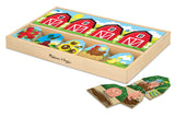 Melissa & Doug Farm Sequencing Storytelling Set 4775