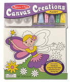 Melissa & Doug Canvas Creations - Fairy
