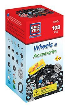 Brictek Wheels Kit 19004