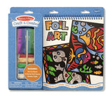 Melissa & Doug Craft & Create Foil Art