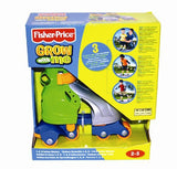 Fisher Price Grow-With-Me 1,2,3 Inline Skates - Boys V7623