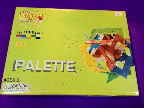 LaQ Free Style Palette LAQ000361 - Discontinued