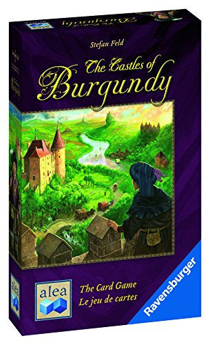 Ravensburger ALEA Games - The Castles of Burgundy - The Card Game 81503