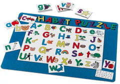 2-Sided Magnetic Alphabet Puzzle 855