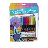 Mattel RoseArt Ultimate Artist Color Portfolio Series,Gel Pens FBX20