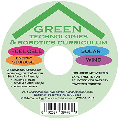 -GRNCUR Green Energy and Robotics Curriculum