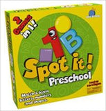 Blue Orange Spot It! Preschool