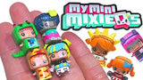 Mattel My Mini MixieQ's Mystery Box (2 pack box) Series 1 - Three Mini Boxes  DVT74