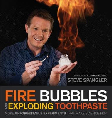 Be Amazing Toys Fire Bubbles and Exploding Toothpaste sss-501