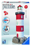 Ravensburger 3D Puzzles Coastal Lighthouse 12565