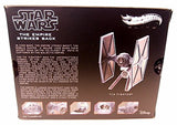 Mattel  Hot Wheels Elite Star Wars Episode V: The Empire Strikes Back TIE Fighter Starship Die-cast Vehicle CMC92