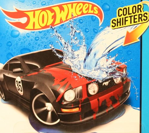 Mattel Hot Wheels Color Shifters City Car Toys Assorted Styles Bhr15