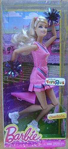 Barbie I Can Be Doll - Cheerleader Blonde