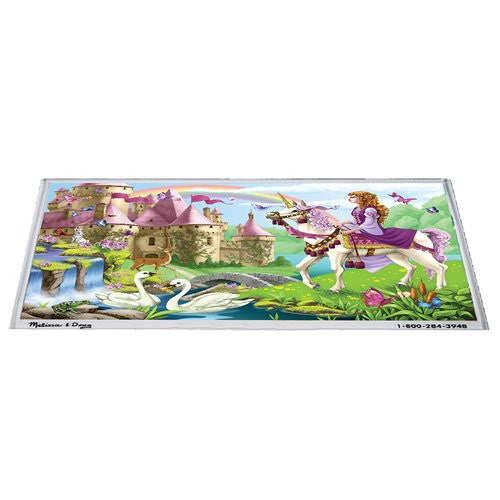Melissa & Doug Acrylic Floor Puzzle Display Cover