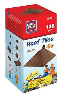 Brictek Roof Tiles - brown 19011
