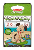 Melissa & Doug ColorNCarry - Animals
