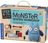 Thames & Kosmos Monster Sewing Workshop 553008
