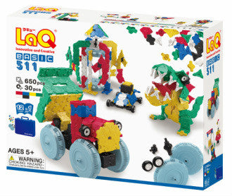 LaQ Basic Series - Basic 511 LAQ001955 by LaQ Blocks