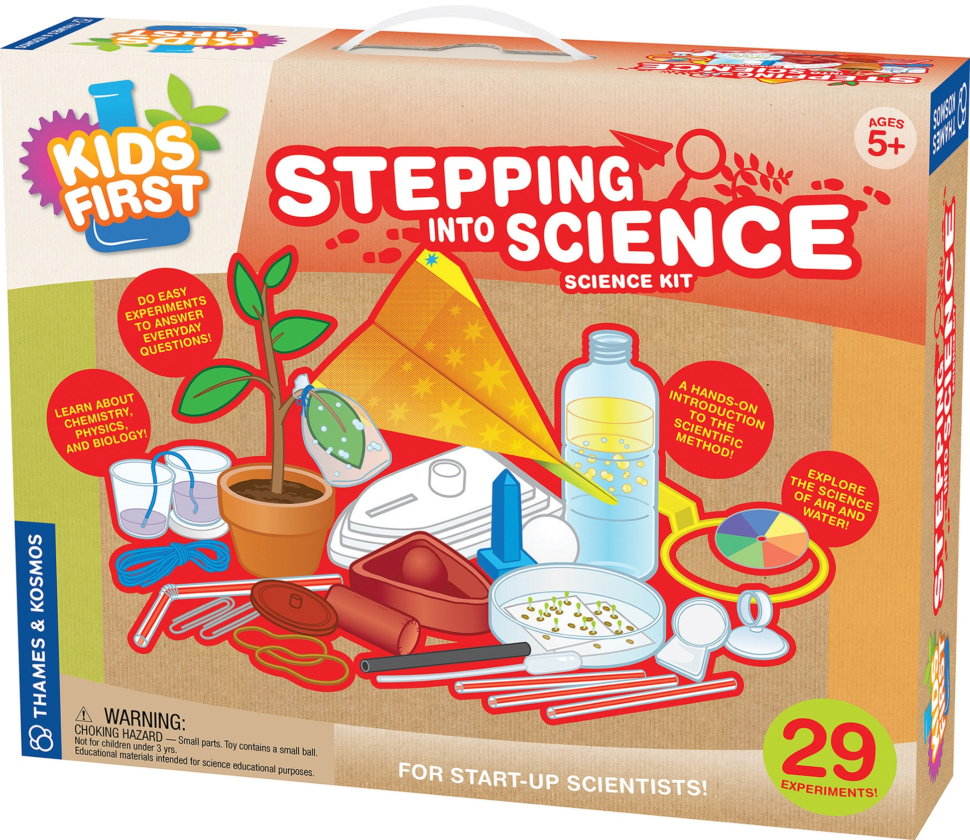 Thames & Kosmos Stepping Into Science 567001