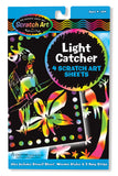 Melissa & Doug Light Catcher Scratch Art Sheets