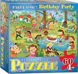 EuroGraphics Puzzles Birthday Party
