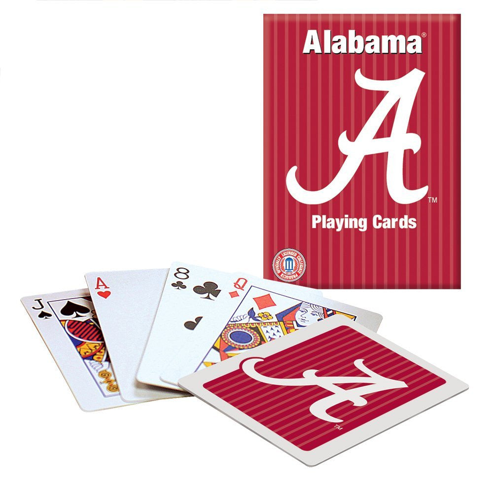 Alabama Playing Cards  (16CT) N11400