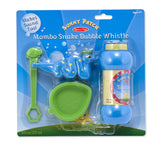 Melissa & Doug Mombo Snake Bubble Whistle