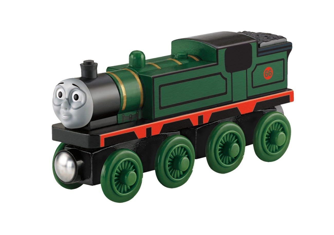 Fisher Price Thomas the Train Wooden Railway Whiff BDG02