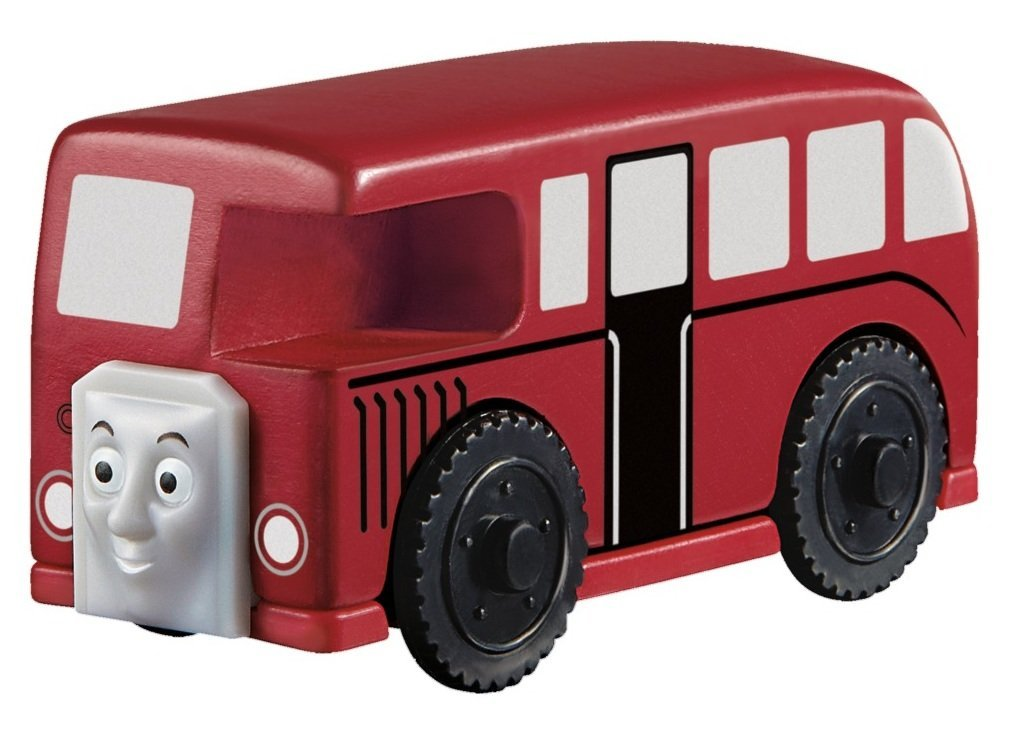 Fisher Price Thomas & Friends Wooden Railway, Bertie BBT41