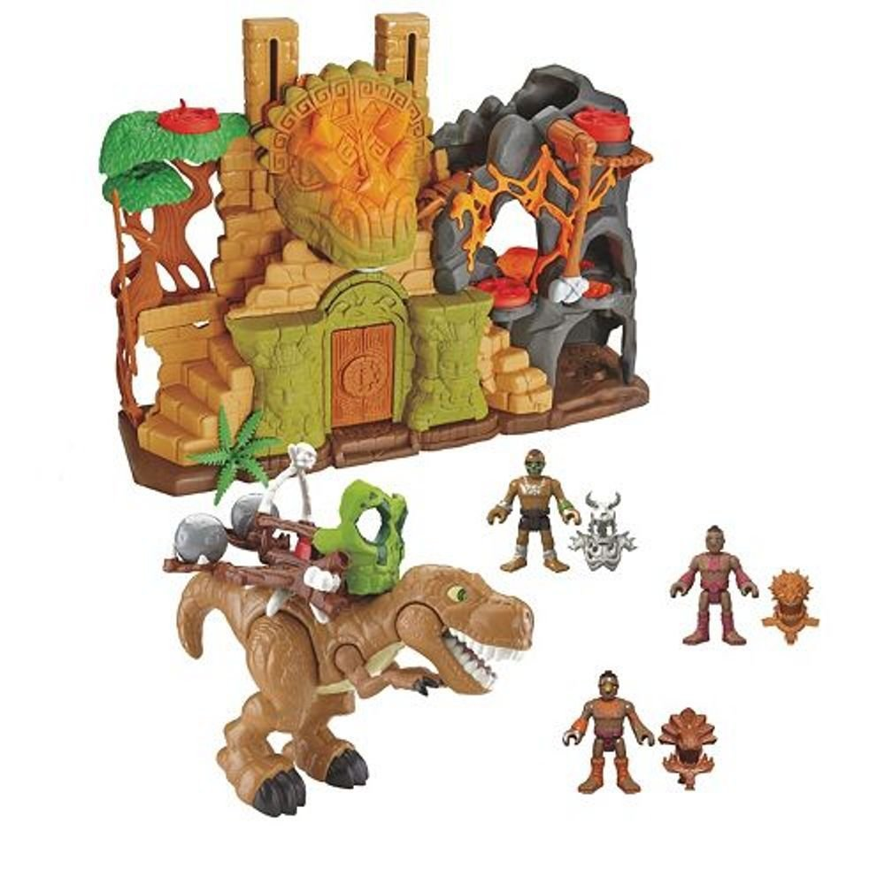 Fisher Price Imaginext Dino Fortress Gift Set DGF71