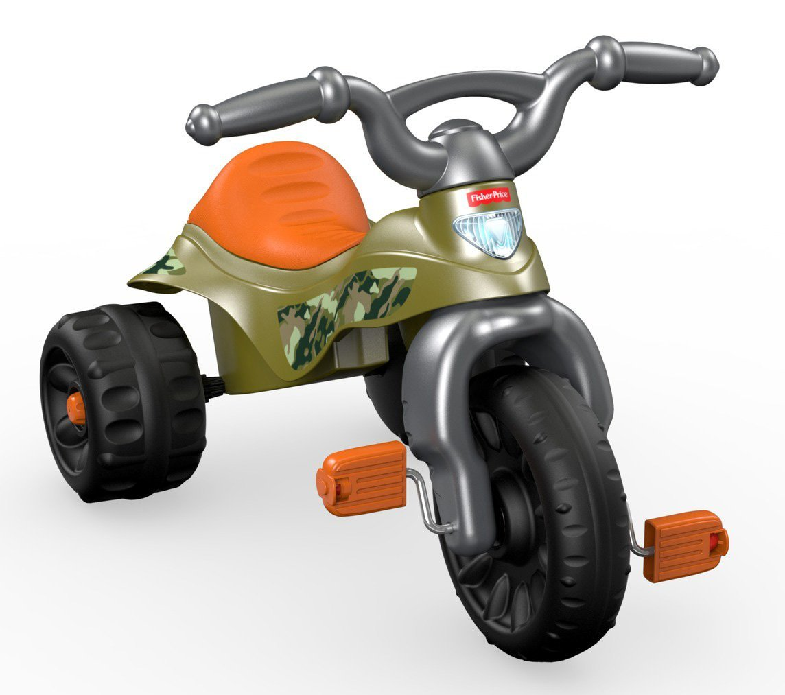 Fisher Price Tough Trike, Camo FCY03