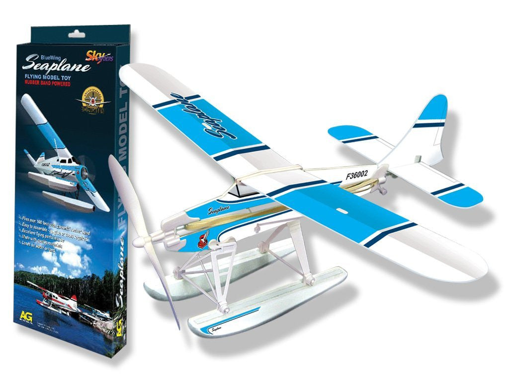 Be Amazing Toys Blue Wing Sea Plane 9881