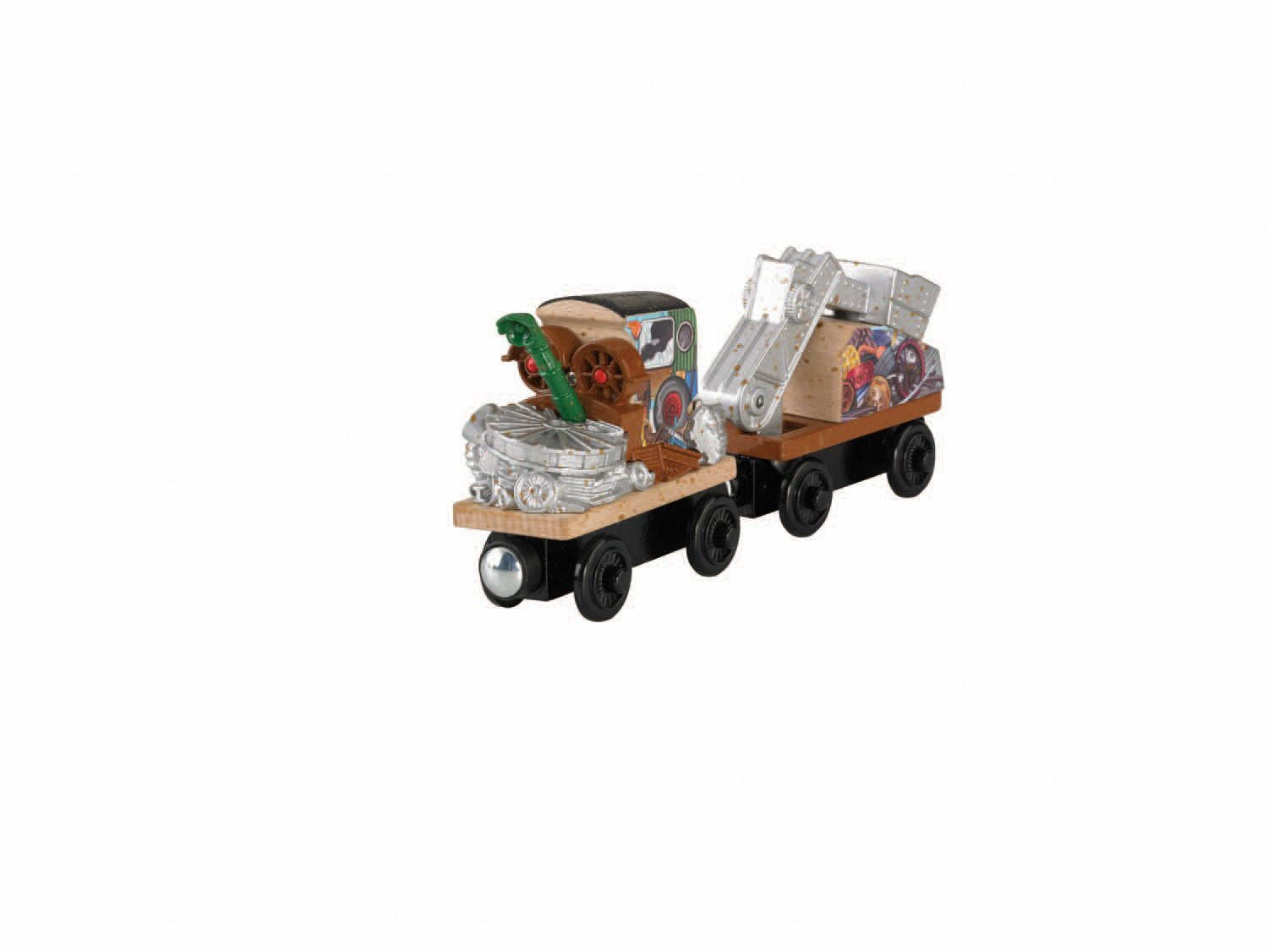 Fisher Price Thomas & Friends Wooden Railway, Scrap Monster BDG20
