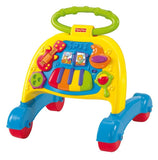 Fisher Price Brilliant Basics Musical Activity Walker V3254