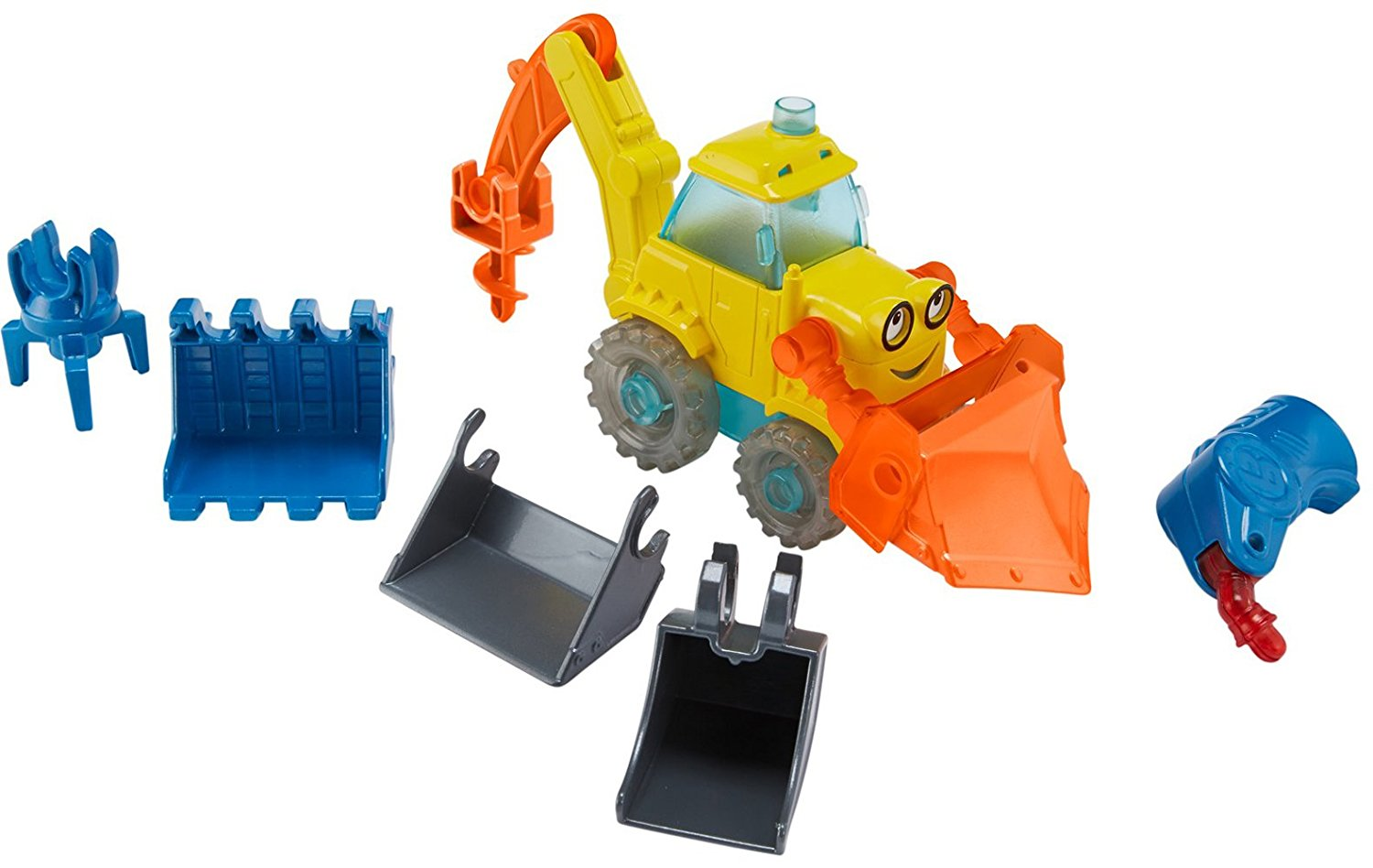 Fisher Price Bob The Builder Build It Scoop Dtp39 You Are My Everything Yame Inc
