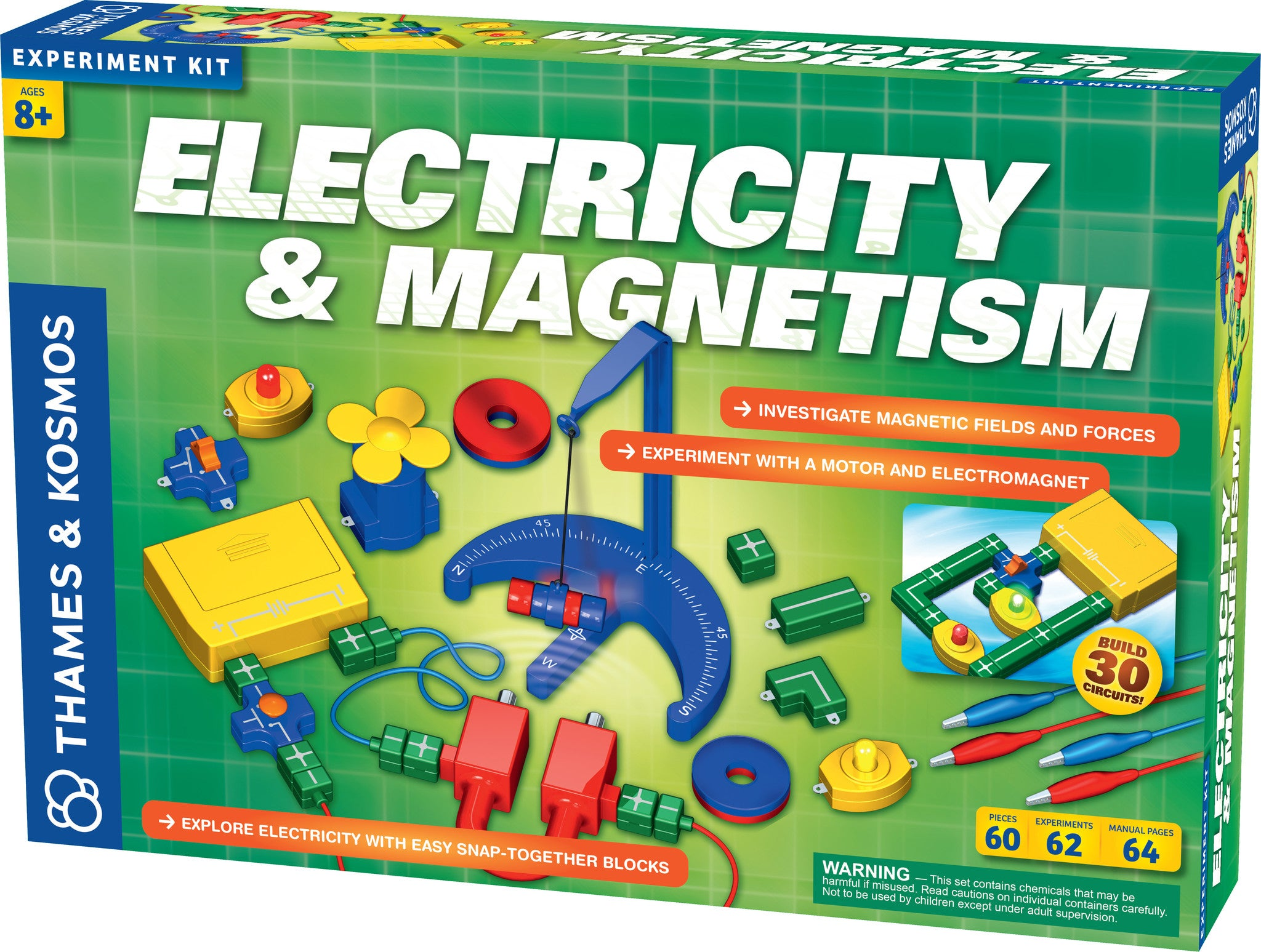 Thames & Kosmos Electricity & Magnetism 620417