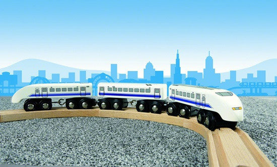 Brio Railway - Trains - Shinkansen Passenger Train 33417