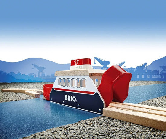 Brio Railway - Accessories - Ferry Ship 33569