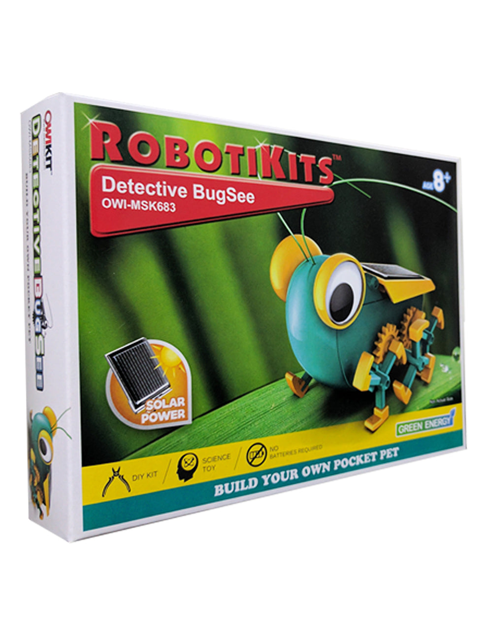 OWI Robot Detective BugSee OWI-MSK683