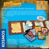 Thames & Kosmos Lost Cities The Card Game 691820