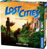 Thames & Kosmos Lost Cities The Board Game 696175