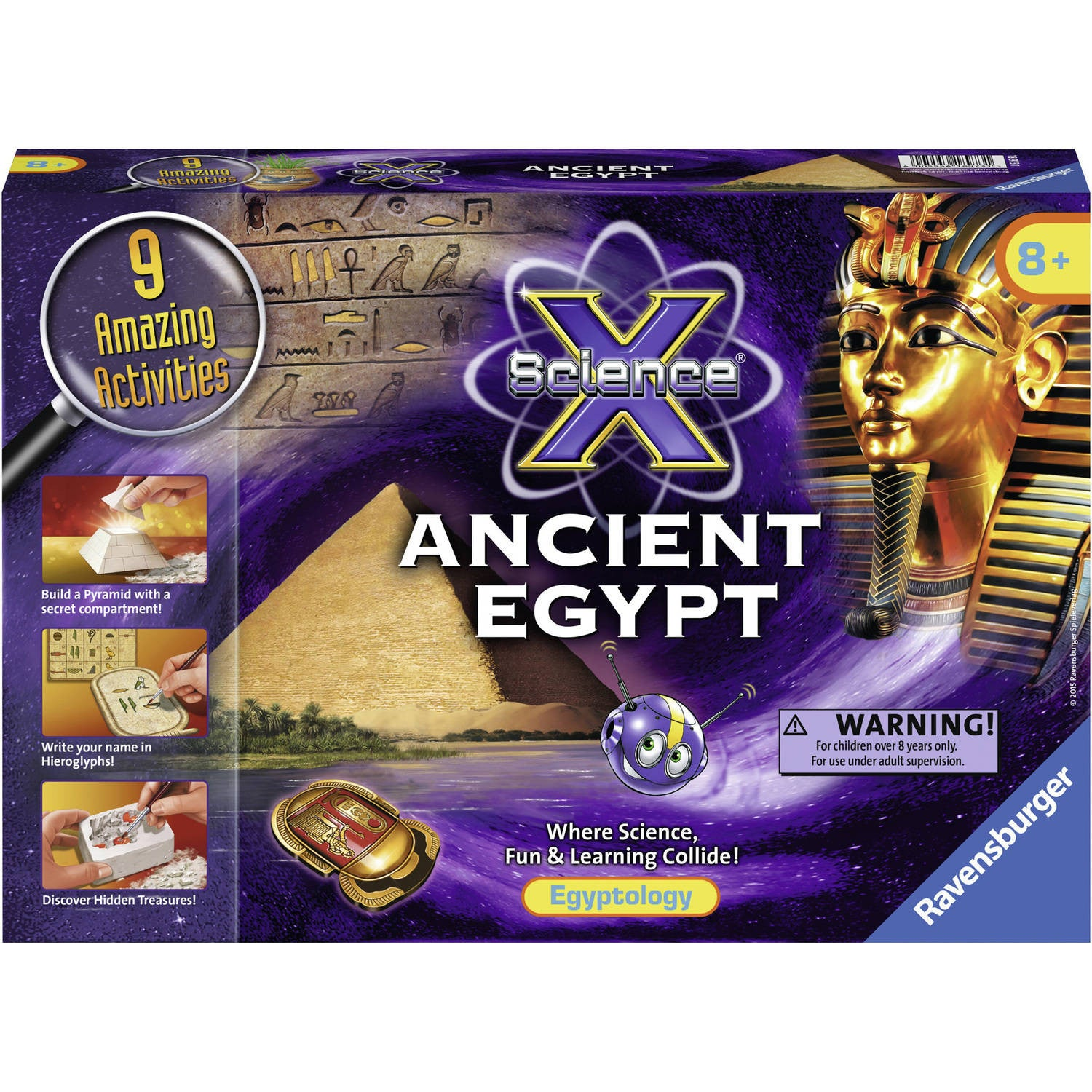 Ravensburger Science X® Midi - Ancient Egypt 18973