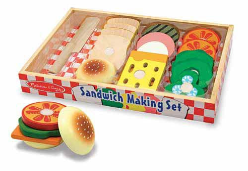 Melissa & Doug Sandwich Making Set 513