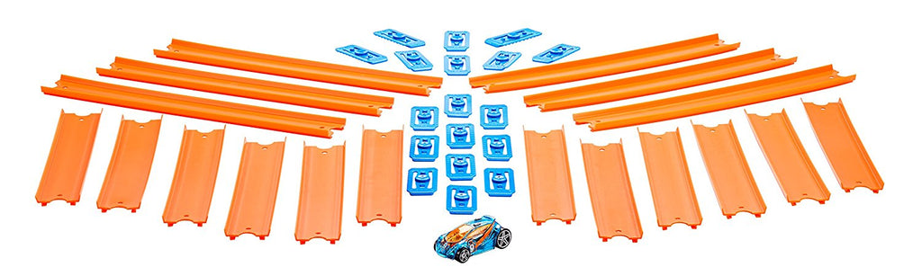 Mattel Hot Wheels Car And Track Pack BHT77