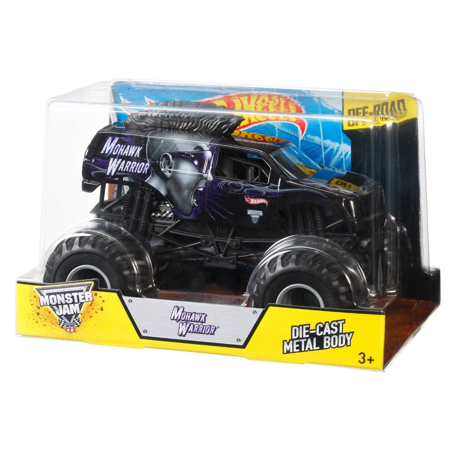 Hot Wheels Monster Jam 1 24 Scale Die Cast Official Monster Truck Seri You Are My Everything Yame Inc